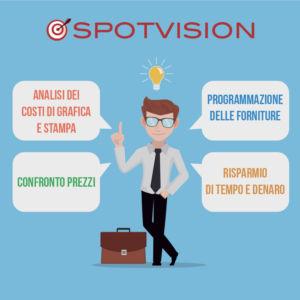 prezzi di stampa tipografia Spotvision Asti