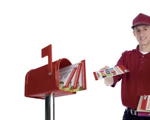 distribuzione postale Spotvision
