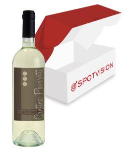 scatole etichette Spotvision Asti